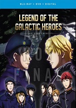 Legend Of The Galactic Heroes: Die Neue These - Season One (DVD + BLU-RAY)
