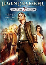 Legend Of The Seeker - The Complete Second Season