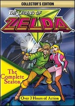 Legend Of Zelda - The Complete Season