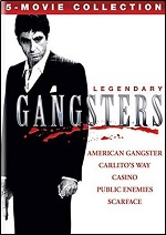 Legendary Gangsters Movie Collection