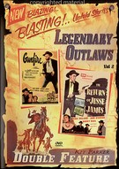 Legendary Outlaws Double Feature - Vol. 2