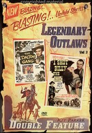 Legendary Outlaws Double Feature - Vol. 3