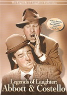 Legends Of Laughter - Abbott & Costello