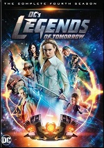 Legends Of Tomorrow - The Complete Fourth Season