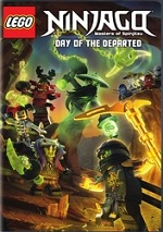 Lego Ninjago - Day Of The Departed