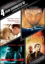Leonardo DiCaprio Collection - 4 Film Favorites