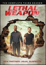 Lethal Weapon - The Complete Third Season