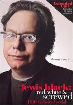 Lewis Black - Red, White & Screwed