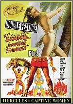 Liane, Jungle Goddess / Hercules And The Captive Women