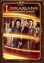 Librarians - The Complete Series
