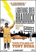 Lightning Over Braddock And Collected Shorts