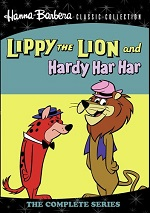 Lippy The Lion And Hardy Har Har - The Complete Series