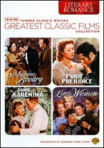 Literary Romance - Greatest Classic Films Collection
