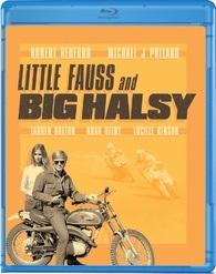 Little Fauss And Big Halsy (BLU-RAY)