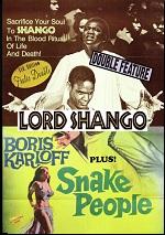 Lord Shango / Isle Of The Snake People