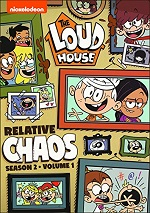 Loud House - Season 2 - Volume 1 - Relative Chaos