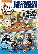 Loud House - The Complete First Season