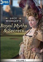 Lucy Worsley's Royal Myths And Secrets - Vol. 1