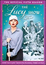 Lucy Show - The Official Fifth Season