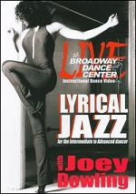 Lyrical Jazz With Joey Dowling - Broadway Dance Center