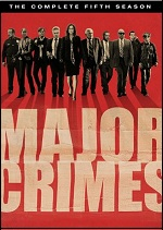 Major Crimes - The Complete Fifth Season