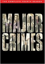 Major Crimes - The Complete Fourth Season