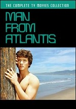 Man From Atlantis - The Complete TV Movies Collection