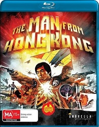 Man From Hong Kong (BLU-RAY)