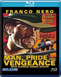 Man, Pride And Vengeance (BLU-RAY)