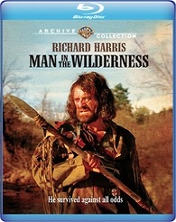 Man In The Wilderness (BLU-RAY)