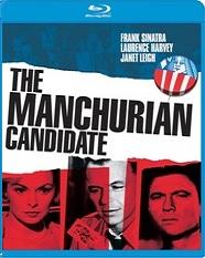 Manchurian Candidate 1962 (BLU-RAY)