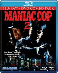 Maniac Cop 2 (BLU-RAY + DVD)
