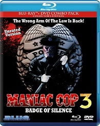 Maniac Cop 3 - Badge Of Silence (BLU-RAY + DVD)