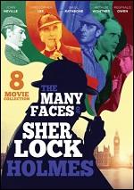 Many Faces Of Sherlock Holmes