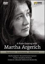 Martha Argerich - Piano Evening