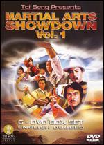 Martial Arts Showdown - Vol. 1