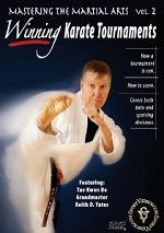 Mastering The Martial Arts - Vol. 2 - Winning Karate Tournaments