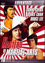 Masters Of Martial Arts, The