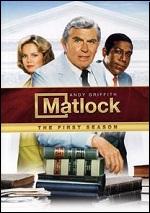 Matlock - The First Season