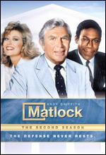 Matlock - The Second Season