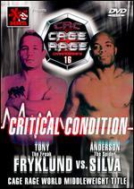 Maximum MMA Presents - Cage Rage 16 - Critical Condition