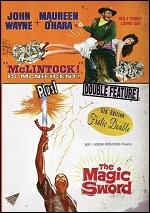 McLintock! / Magic Sword