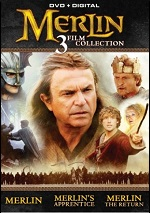 Merlin - 3 Film Collection