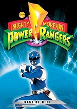 Mighty Morphin Power Rangers - Best Of Blue