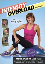 Mindy Mylrea - Intensity Overload With Toys