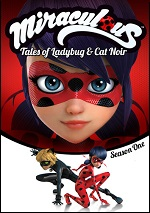 Miraculous - Tales Of Ladybug And Cat Noir - Season One