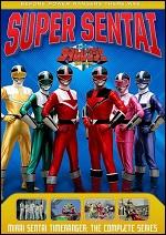 Mirai Sentai Timeranger - The Complete Series