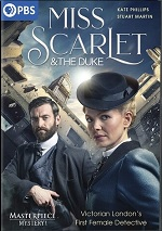 Miss Scarlet & The Duke - The Complete First Season