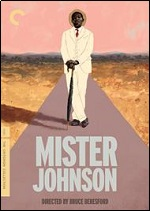 Mister Johnson - Criterion Collection