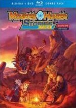 Monster Hunter Stories Ride On - Season One - Part Three (DVD + BLU-RAY)